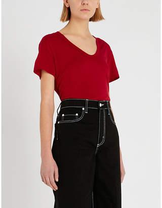 AG Jeans Henson cotton-jersey T-shirt