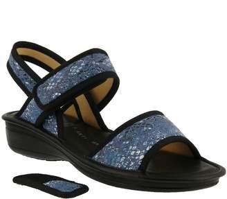 Spring Step Flexus by Adjustable Sandals - Maydella