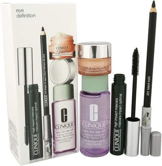 Clinique 4Pc Eye Definition Kit