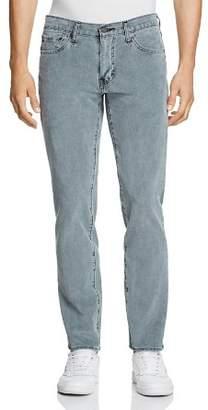 Levi's 511 Slim Fit Corduroy Pants in Mineral Black - 100% Exclusive