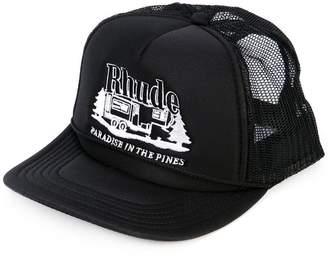 Rhude trucker hat