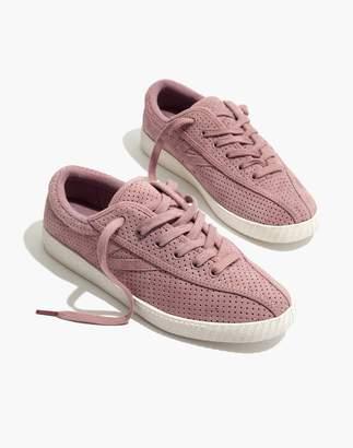 Madewell x Tretorn Nylite Bold III Perforated Platform Sneakers