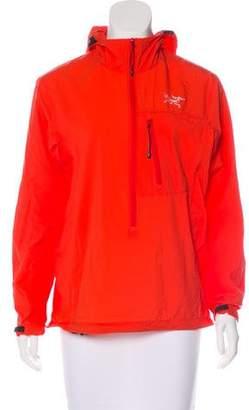 Arc'teryx Hooded Anorak Jacket
