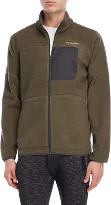 Columbia Rugid Ridge Sherpa Fleece Jacket
