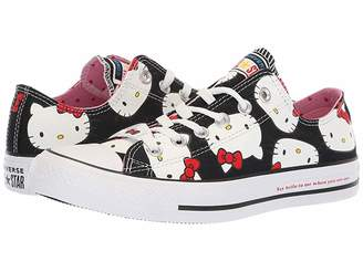at Zappos · Converse Chuck Taylor All Star Ox - Hello Kitty 3159cf789