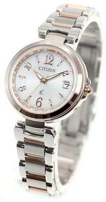 Citizen (シチズン) - xC xC/(W)クロスシー EC1036-53W シチズン ファッショングッズ