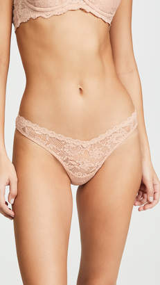 Cosabella Never Say Never Roxie V Thong