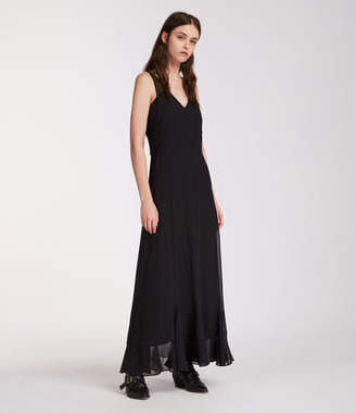 AllSaints Cleo Long Dress