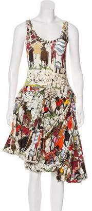 Paul Smith Printed Mini Dress