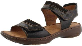 Josef Seibel Women's Debra 19 2 Strap Casual Sandal 36 M EU