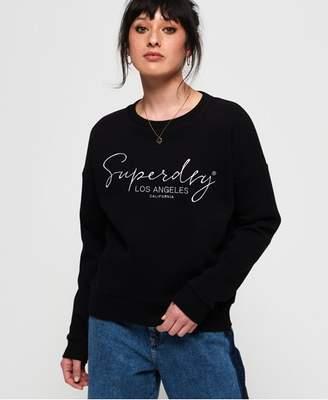 Superdry Alice Crew Sweatshirt