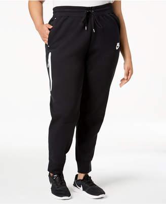 Nike Plus Size Sportswear Tech Fleece Joggers