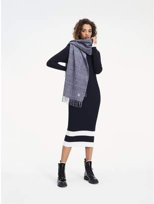 Tommy Hilfiger Midi Length Sweater Dress