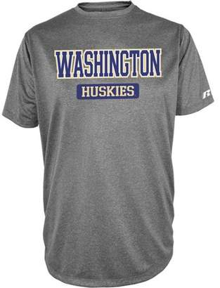NCAA Russell Washington Huskies, Men's Impact T-Shirt