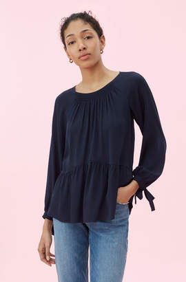 Rebecca Taylor Silk Blend Top