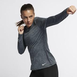 Nike Dry Legend Hooded Women's Training Top