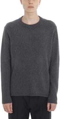 Acne Studios Grey Wool Sweater