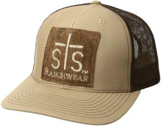 STS Ranchwear STS Ranchwear Patch Ball Cap Caps