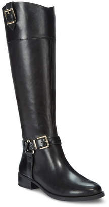 INC International Concepts Women's Fedee Wide-Calf Tall Boots, Only at Macy's $179.50 thestylecure.com