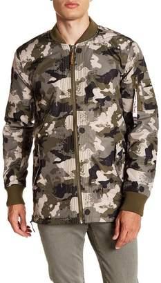 Triple Five Soul Flap Pocket Bomber Jacket