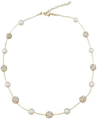 Cezanne Gold tone necklace