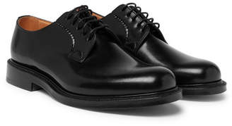 Church's Shannon Polished-Leather Whole-Cut Derby Shoes