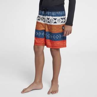 "Hurley Phantom Native Big Kids' (Boys') 16"" Board Shorts"