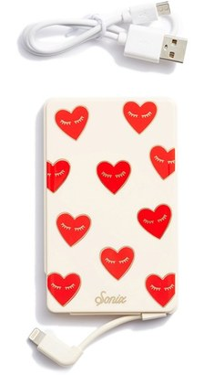 Sonix Fancy Heart Portable Iphone Charger