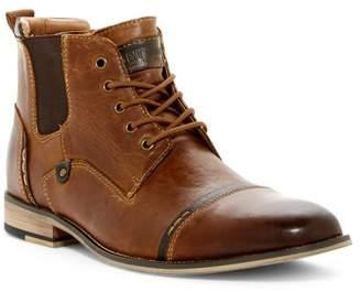 Steve Madden Jack Cap Toe Boot