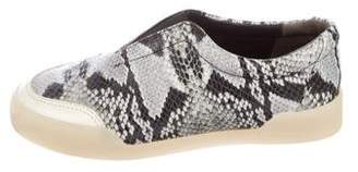 3.1 Phillip Lim Embossed Slip-On Sneakers