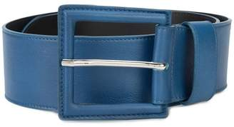B-Low the Belt wide buckle belt