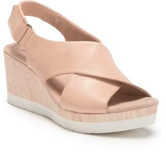 8ef701d39c12 Clarks Platform Heel Women s Sandals - ShopStyle