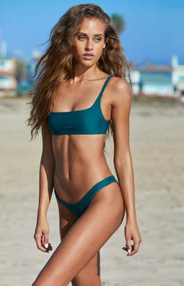 La Hearts Stone Fox Hacienda Bikini Top