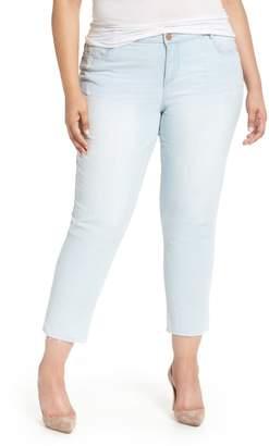 Wit & Wisdom Flex-ellent Distressed Boyfriend Jeans