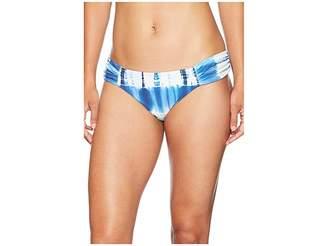 Lucky Brand Costa Azul Side Sash Hipster Women's Swimwear