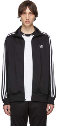 adidas Black Firebird Track Jacket