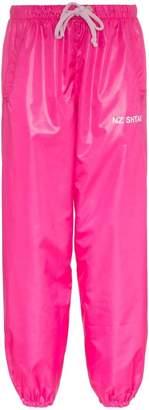 Natasha Zinko hot pink track pant trousers