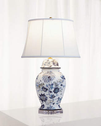 Port 68 Branganza Blue Hex Lamp