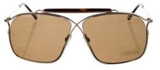 Tom Ford Felix Aviator Sunglasses w/ Tags
