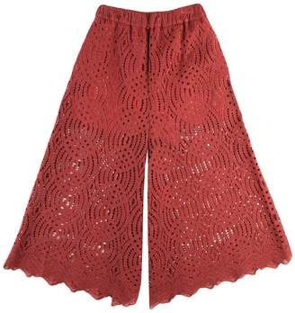 Rose' A Pois 3/4 length skirts - Item 35357858NN