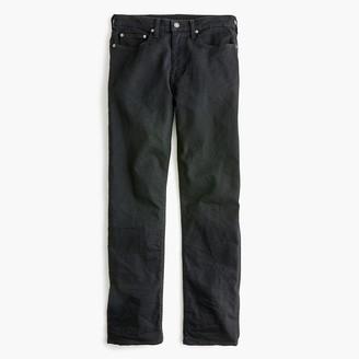 J.Crew 1040 Athletic-fit stretch jean in deep black