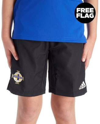 adidas Northern Ireland 2018/19 Woven Shorts Junior