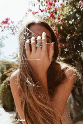 Urban Outfitters Raya Hammered Ring