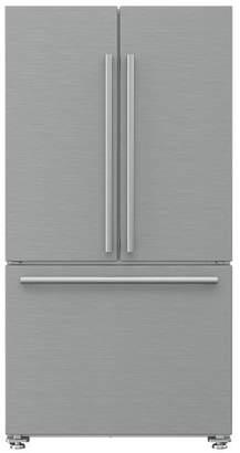 Blomberg 22.3 cu. ft. Counter Depth French Door Refrigerator