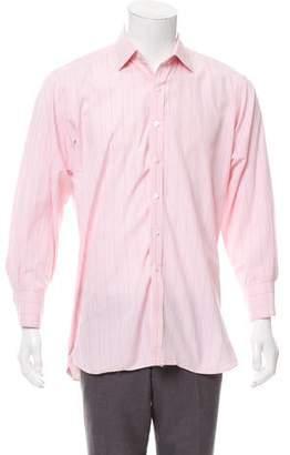 Turnbull & Asser Patterned Dress Shirt