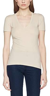 Drykorn Women's Linara 507100 89367 888 D-Jersey T-Shirt,(Manufacturer Size: L)