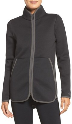 Women's The North Face Neo Knit Jacket $120 thestylecure.com