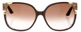 Christian Dior Diorline Oversize Sunglasses
