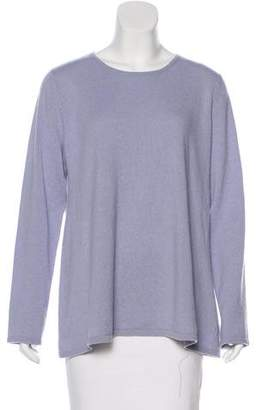 Co Cashmere Long Sleeve Sweater
