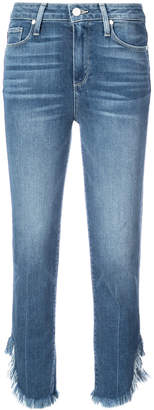 Paige Hoxton cropped jeans